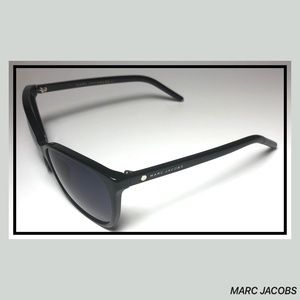Marc Jacobs Accessories - MARC JACOBS NEW Cat Eye Black Women's Sunglasses